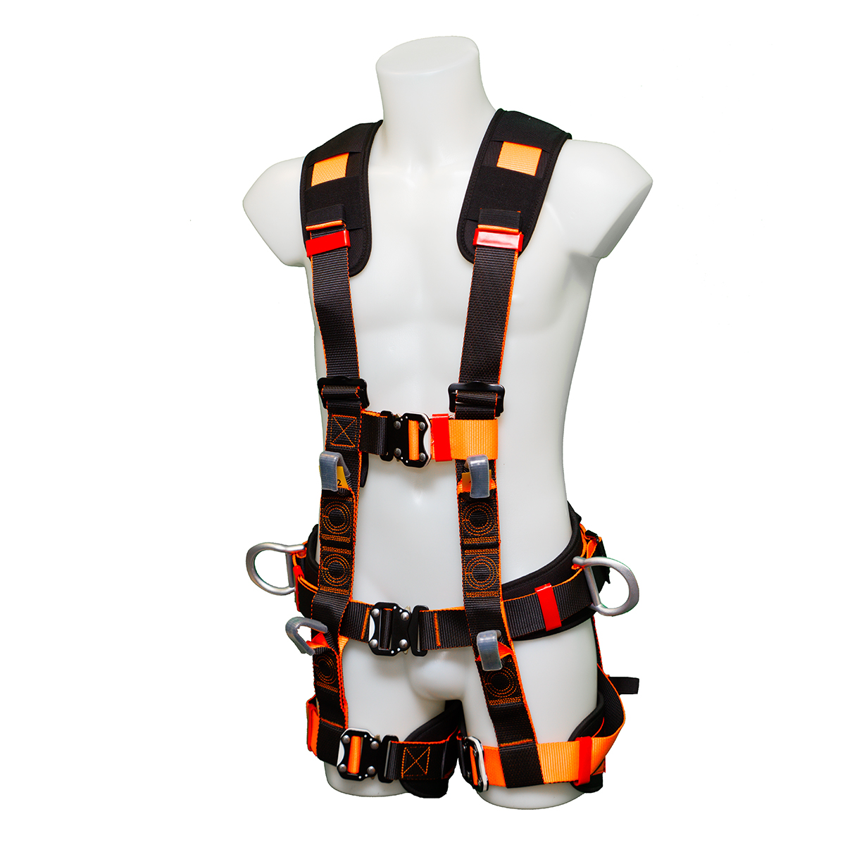 7 point harness